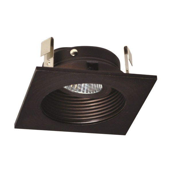 NL-3410 Square Round with Flange