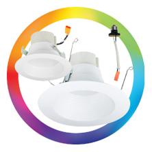 PRISM RGBW LED Series