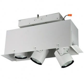 Pull-Down Trimless / Flanged LED MLS