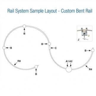 Rail - Sample Layouts